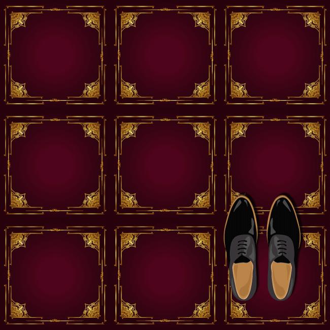 vinyl vloer naadloos patroon
